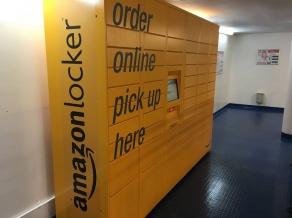 Amazon Locker, Stevenage