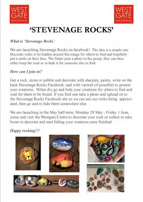 'Stevenage Rocks', Stevenage