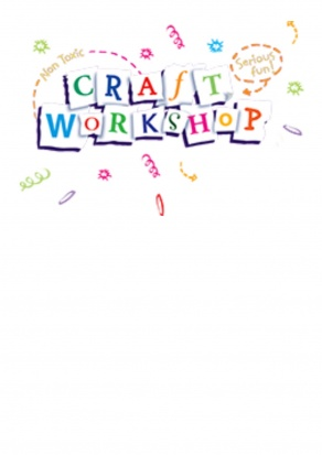 Halloween Craft Workshop, Stevenage