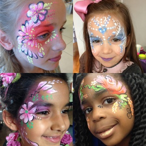 Tuesday 6 August - FREE Face Painting, Stevenage