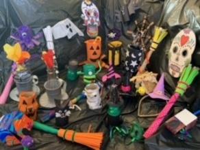 Halloween Themed Craft Workshop, Stevenage