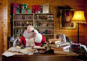 There will be NO Santa's Grotto this year, Stevenage