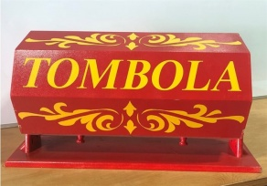 Tuesday 27 August - Toy Tombola, Stevenage