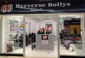 Dyeverse Dolly's Hairdressing, Stevenage